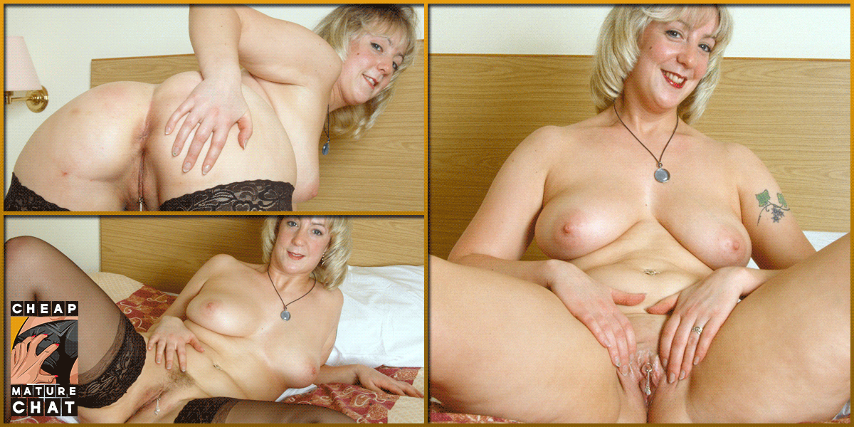 Mature Blonde Whore Phone Sex