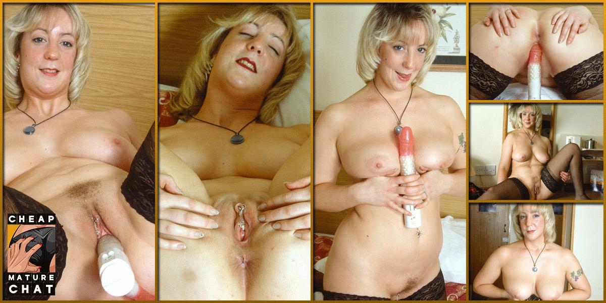 Mature Blonde Whore Phone Sex